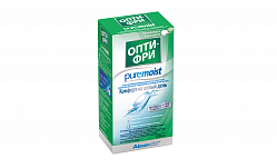 Раствор ОПТИ-ФРИ PUREMOIST (120 ml + контейнер)